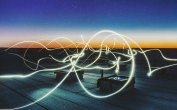 What are digital deaths and digital legacies?